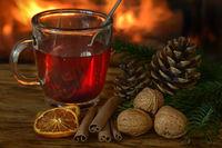 Tee mit Feuer