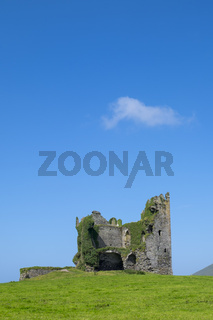 Ballycarbery Castle, Caherciveen,