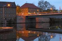 Maxbrücke in Schweinfurt