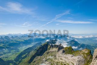Saentis, Schwaegalp - Switzerland