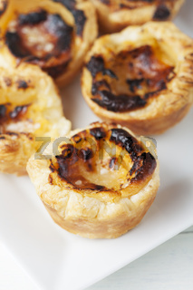 Pasteis de Nata aus Portugal