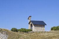 Bergkapelle auf diem Monte Altissimo