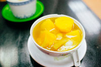 sweet potatoes dessert in hong kong