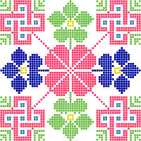 slovakia folk motifs