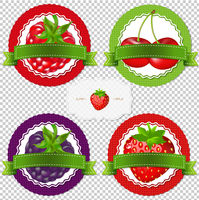 Berry Labels