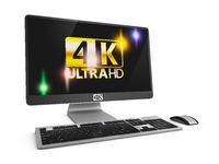 Modern computer 4K