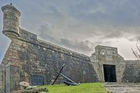 The Fortres, La Coruna, Galicia, Spain