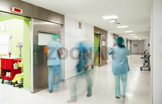 Surgery blurred doctors hospital