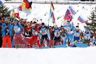 IBU Biathlon WM Hochfilzen 2017 - Staffel Herren