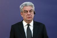Romanian Prime Minister Mihai Tudose