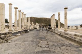 Römische Ruinen, Bet She'an, Israel