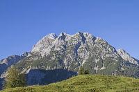 Falkengruppe im Risser Tal in Tirol