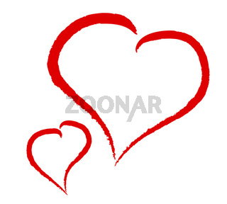 Love - Rotes Herz
