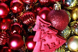 box with ball christmas