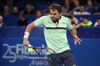 Tennis player Stan Wawrinka