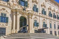 Auberge Castle, Valletta, Malta,