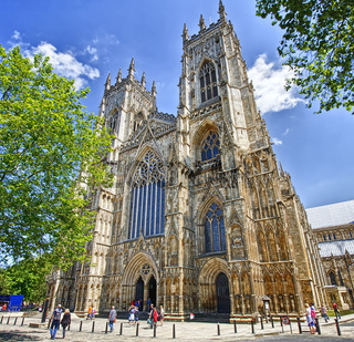 Cathedral in York