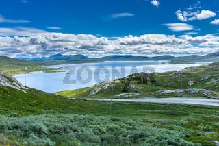 Landschaft in Jotunheimen-4