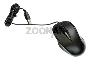 Wired computer mouse