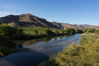 John Day River Oregon State USA North America
