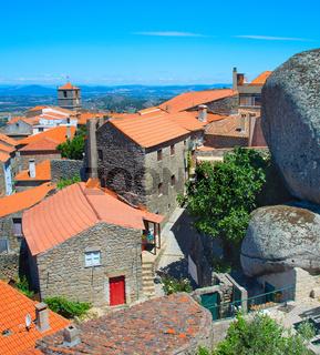 Famous Monsanto village architecture, Portugal