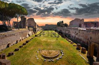 Ruins of Stadium Domitanus