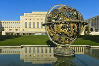 Himmelskugel Woodrow Wilson Memorial Sphere