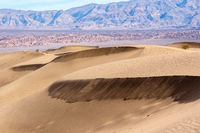Death Valley National Park, Mesquite dunes