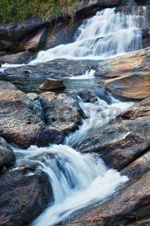 Athukadu Waterfall