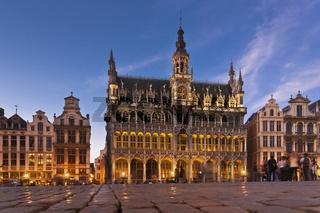 Marktplatz Grand Place, Brüssel   Grand Place, Brussels