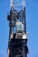 Building Crane in Sydney