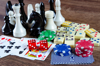 Chess and other gaming accessories