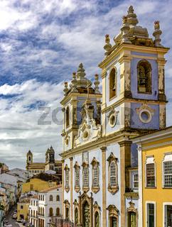 Church in  Pelorinho, Salvador