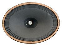 Vintage real retro  sound  concept