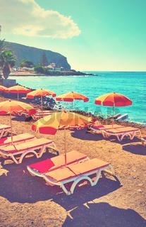 Sea beach - Tenerife