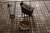 Folterzelle im Tuol-Sleng-Gefängnis