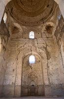 Interior of Bibi Khanum Mosque
