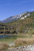 Terlagosee im Trentino