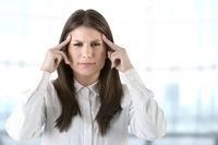 Headache Suffering from an Headache