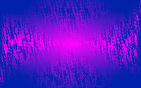 Purple Blue Neon Abstract Shining Background with Iridescent Glowing Lines