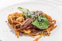 Spaghetti anchovy