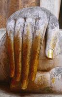 Wat Si Chum im Weltkulturerbe Sukhothai,Thailand