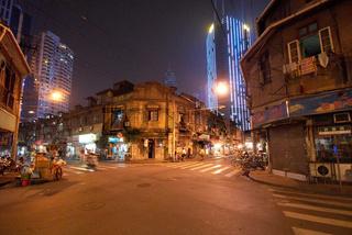Strassen bei Nacht