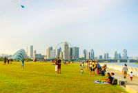 Marina Barrage, Singapore