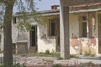 Kriegsschäden in Kroatien