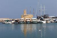Hafen Kyrenia (Girne), Zypern