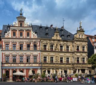 Gildehaus in Erfurt