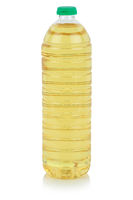 Öl Pflanzenöl Ölflasche Rapsöl Raps Flasche Freisteller