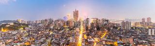 Macau cityscape
