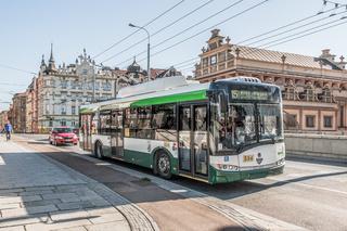 Skoda / Solaris-Trolleybus in Plzen